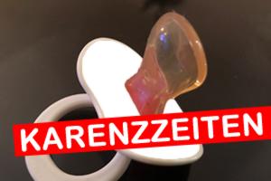 Karenzzeiten