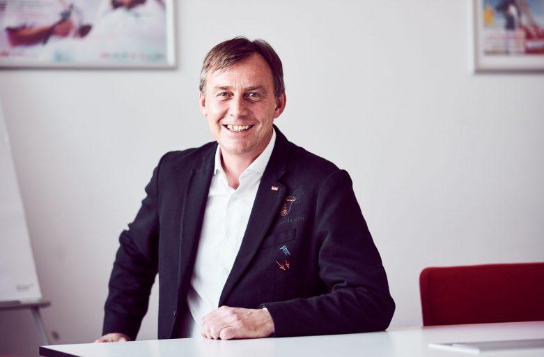 Günter Blumthaler als Vorsitzender bestätigt