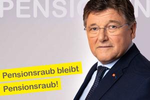 Rainer Wimmer zu den Grünen: