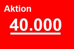 """FSG unterstützt """"Aktion 40.000"""" – jetzt unterschreiben!"""